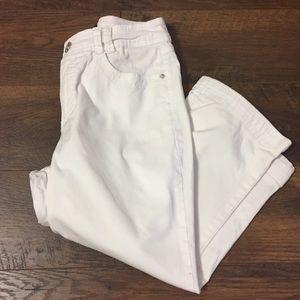 Gloria Vanderbilt Size 6 Stretch capris